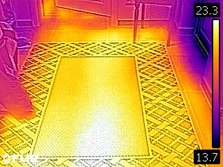 Carbon Fußbodenheizumg Infrarot
